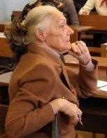 Майя Владимировна Всеволодова