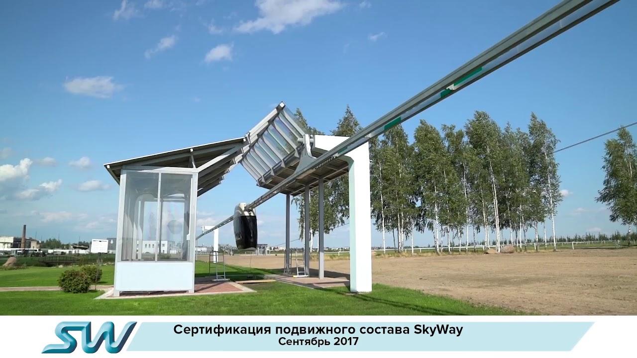Сертификация Skyway